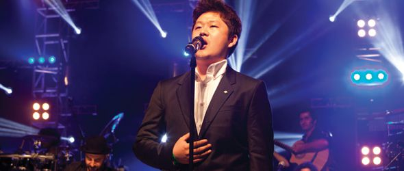 Korean Singer's Rags to Riches Story: Sung-bong Choi - People Places & Pastimes