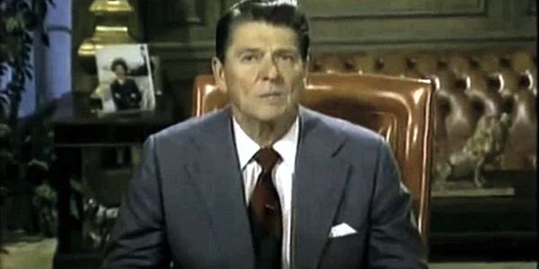 Ronald Reagan's Candidacy
